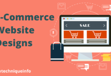 E-Commerce Website Designs