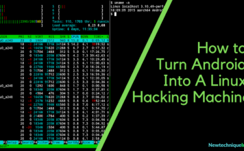How to Turn Android Into A Linux Hacking Machine